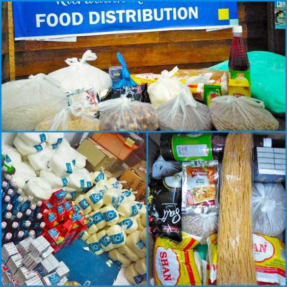 Food Program of Pace2Life Welfare Foundation