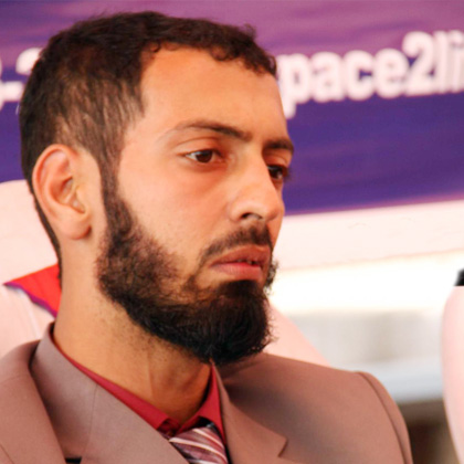 Waqas Ahmed - Founder and Chairman: Pace2Life Welfare Foundation